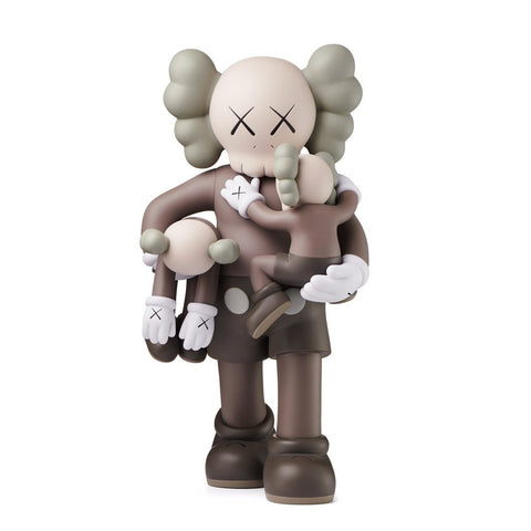 KAWS Clean Slate Brown Companion