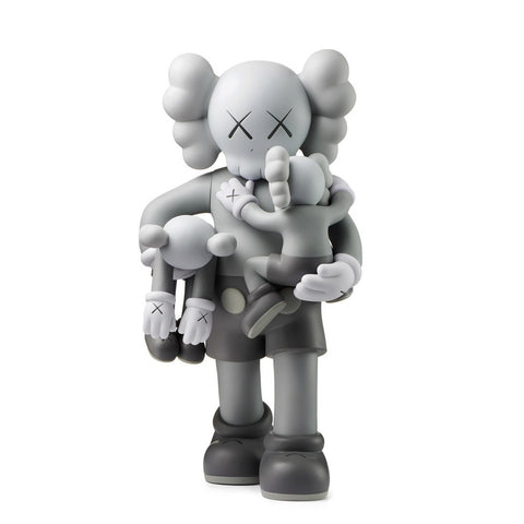 KAWS Clean Slate Grey Companion