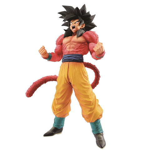 Dragon Ball GT: Super Saiyan 4 Son Goku Brush Figure