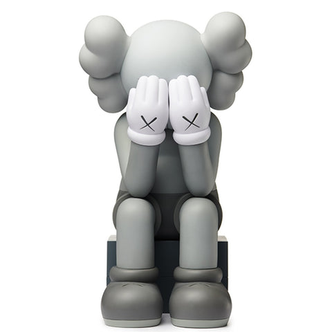 KAWS Passing Through Companion Grey Edition