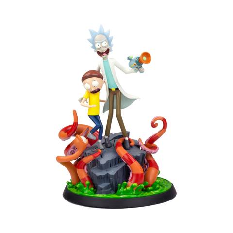 Rick and Morty Statue by Mondo (PRE-ORDER)