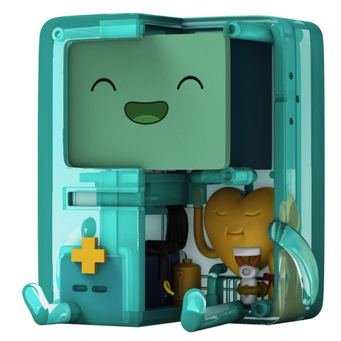 "Adventure Time: BMO 6"" XXRay Plus Clear Edition (PRE-ORDER)"
