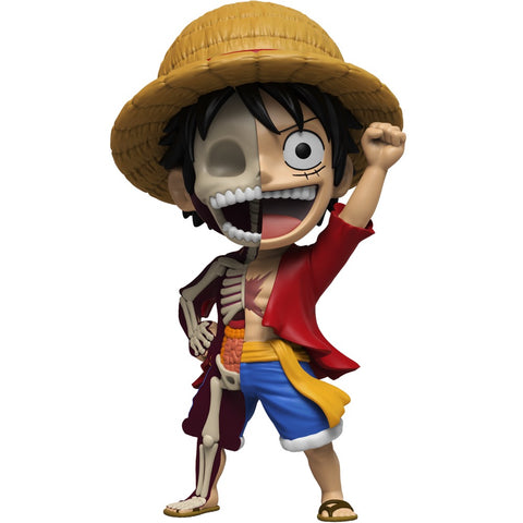 XXRAY Plus: Luffy by Jason Freeny