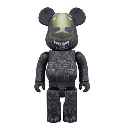 Alien 400% Bearbrick