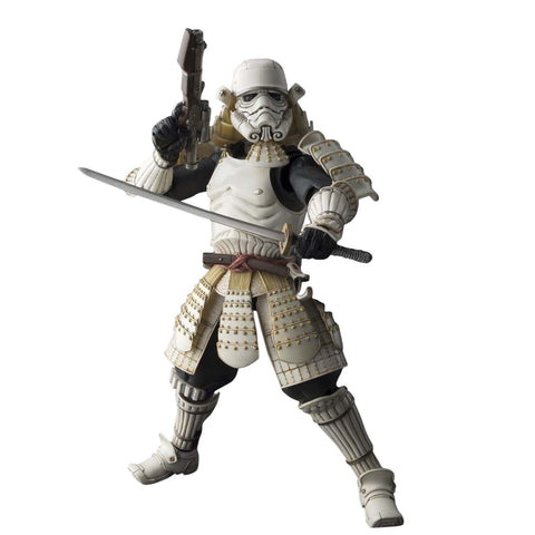 Star Wars Movie Realization Ashigaru Storm Trooper Figure