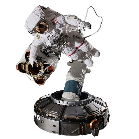 Astronaut ISS EMU Version 1/4 Scale Statue (PRE-ORDER)