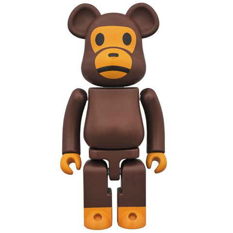 Bape Baby Milo Super Metal Alloy 200% Bearbrick