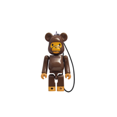BAPE A Bathing Ape 70% Bearbrick