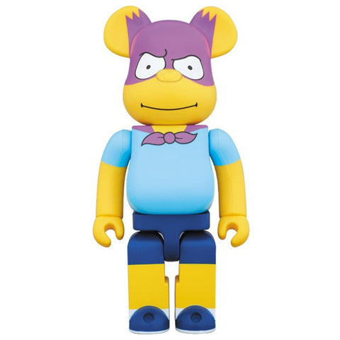 The Simpsons: Bartman 1000% Bearbrick (PRE-ORDER)