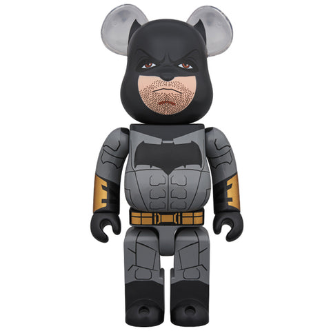 Batman: Justice League Ver. 400% Bearbrick (PRE-ORDER)