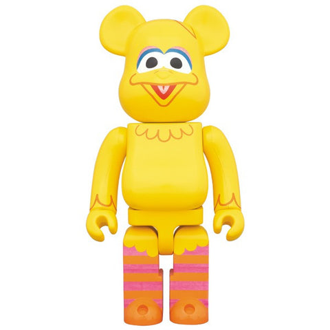 Sesame Street: Big Bird 1000% Bearbrick