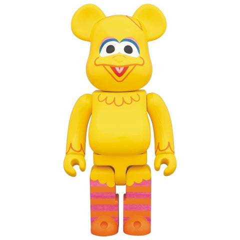 Sesame Street: Big Bird 400% Bearbrick