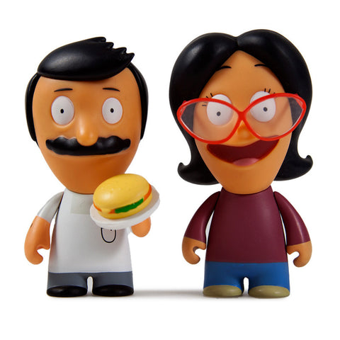 "Bob's Burgers: 3"" Mini Figure Blind Box by Kidrobot"