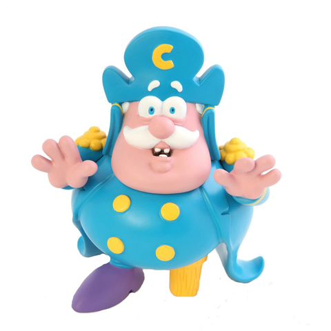 Cap'n Cornstarch Crunch Berries Vinyl Figure by Ron English