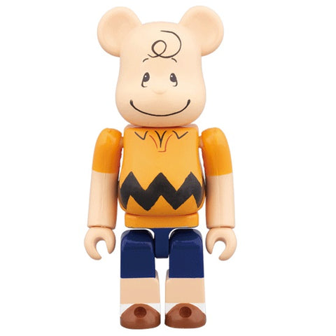 Peanuts: Charlie Brown 100% Bearbrick
