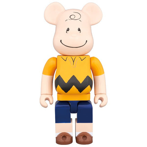 Peanuts: Charlie Brown 400% Bearbrick