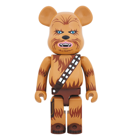 Star Wars Chewbacca 400% Bearbrick