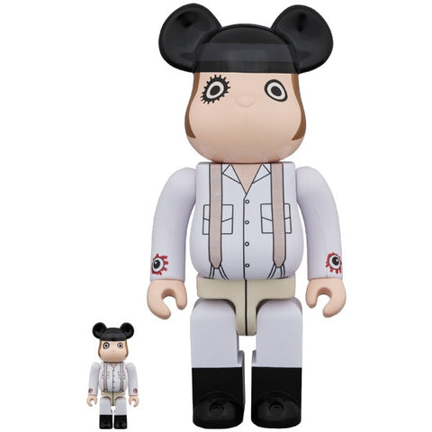 A Clockwork Orange: Alex 100% + 400% Bearbrick Set