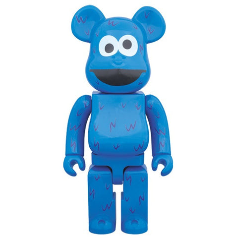 Sesame Street Cookie Monster 400% Bearbrick