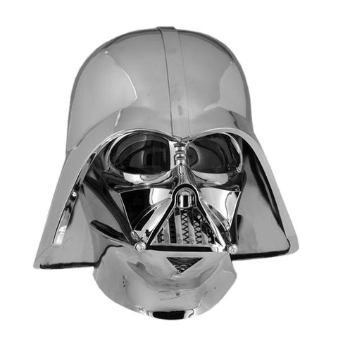 Star Wars A New Hope: Chrome Darth Vader Helmet (PRE-ORDER)