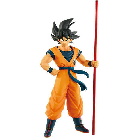 Dragon Ball Super The Movie: The 20th Film Son Goku Figure