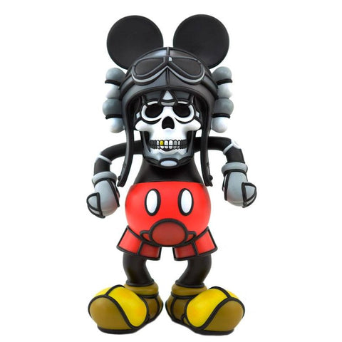 Original Deathshead Mickey by David Flores