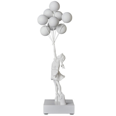 Flying Balloons Girl Statue (PRE-ORDER)