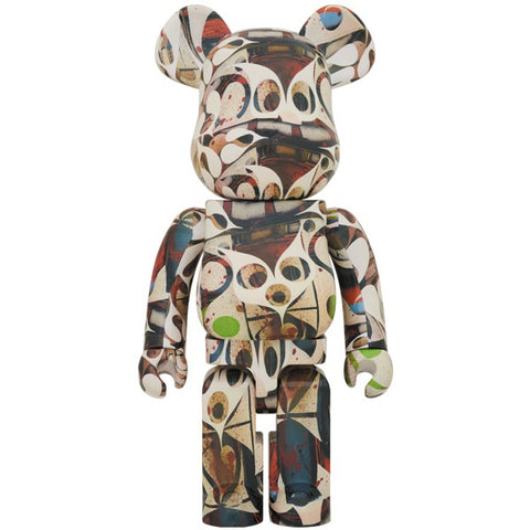 Phil Frost 1000% Bearbrick (PRE-ORDER)