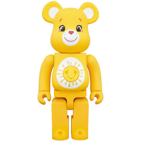 Care Bears: Funshine Bear 400% Bearbrick (PRE-ORDER)
