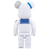 Ghostbusters Stay Puft Marshmallow Man Anger Face 400% Bearbrick