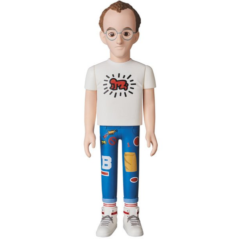 Keith Haring Vinyl Collectible Doll (PRE-ORDER)