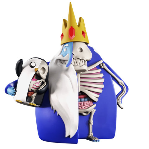 Adventure Time: Ice King & Gunter XXRay Plus (PRE-ORDER)