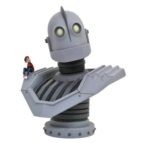 The Iron Giant Limited Edition Bust