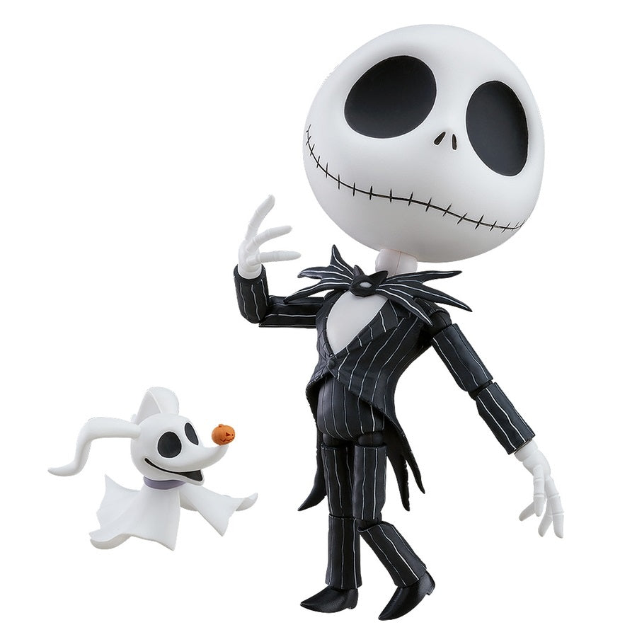 the nightmare before christmas jack skellington nendoroid pre order - Christmas Jack Skellington