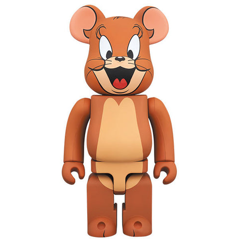 Tom and Jerry: Jerry 400% Bearbrick (PRE-ORDER)