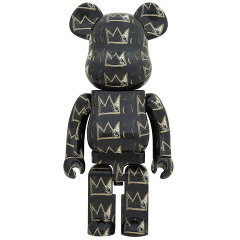 Jean-Michel Basquiat 8th Ver. 1000% Bearbrick (PRE-ORDER)