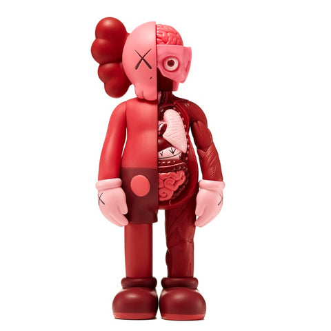KAWS Companion Blush Flayed