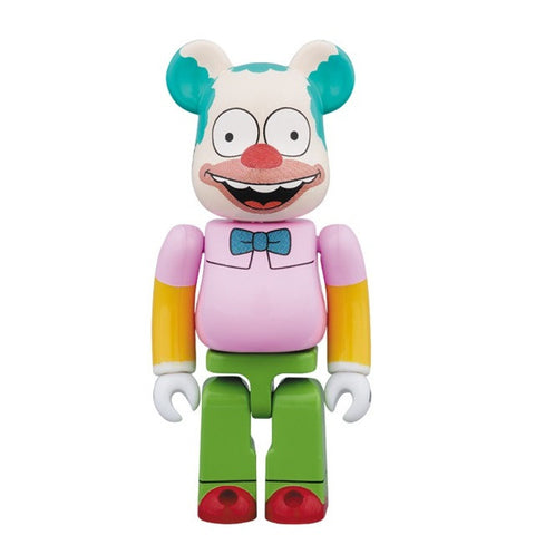 The Simpsons: Krusty The Clown 100% Bearbrick