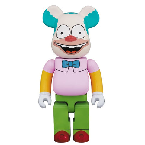 The Simpsons: Krusty The Clown 400% Bearbrick
