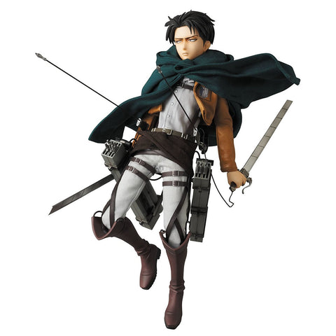 Attack on Titan: Levi Real Action Heroes