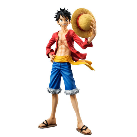One Piece: Sailing Again Monkey D. Luffy 1/8 Figure