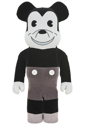 Mickey Mouse Vintage Ver. Black & White 1000% Bearbrick (PRE-ORDER)