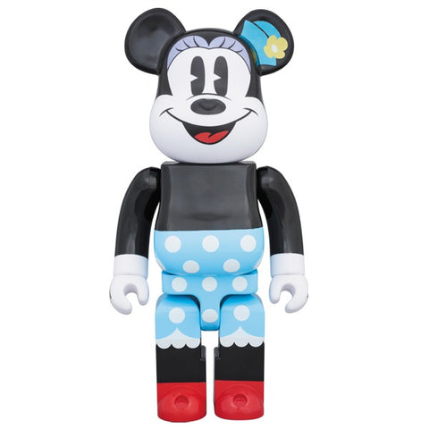 Minnie Mouse 400% Bearbrick (PRE-ORDER)