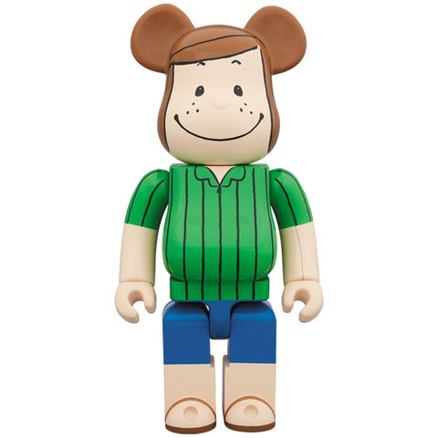 Peanuts: Peppermint Patty 1000% Bearbrick (PRE-ORDER)