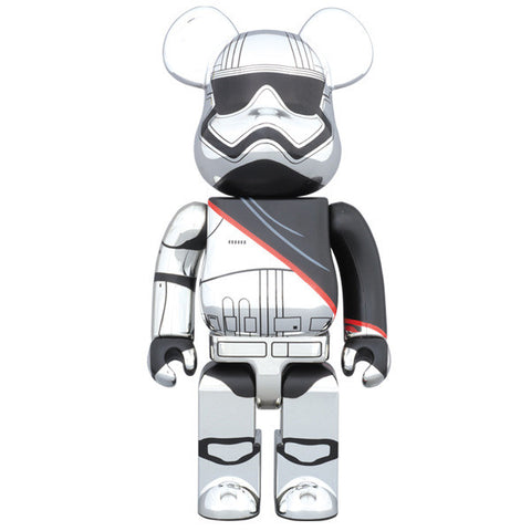 Star Wars Captain Phasma 400% Bearbrick