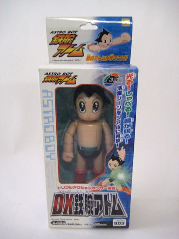 Astro Boy DX Triple Action Sensor Figure by Tezuka Productions NEW
