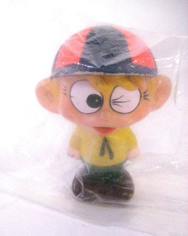 "Vintage Kaibutsu-kun Little Monster 4"" Soft Vinyl Sofubi Figure (1968)"