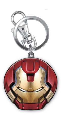Marvel Hulkbuster Colored Metal Keychain Avenger officially licensed