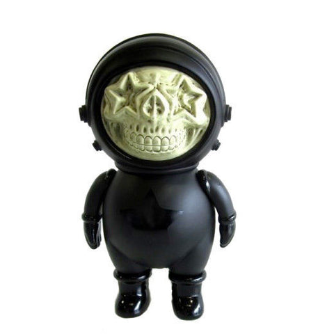 Black Dum English Astronaut Skull Star by Ron English & Chris Brown (2012) NEW