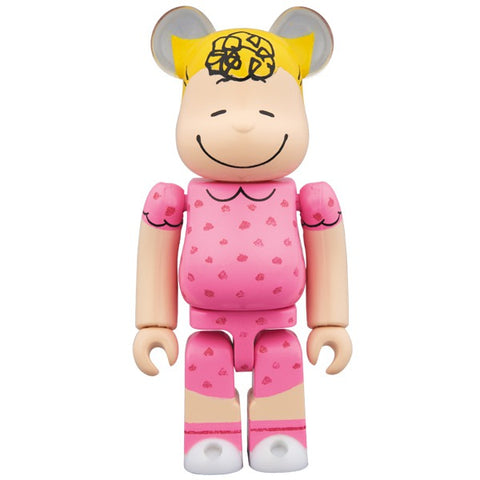 Peanuts: Sally Brown 100% Bearbrick
